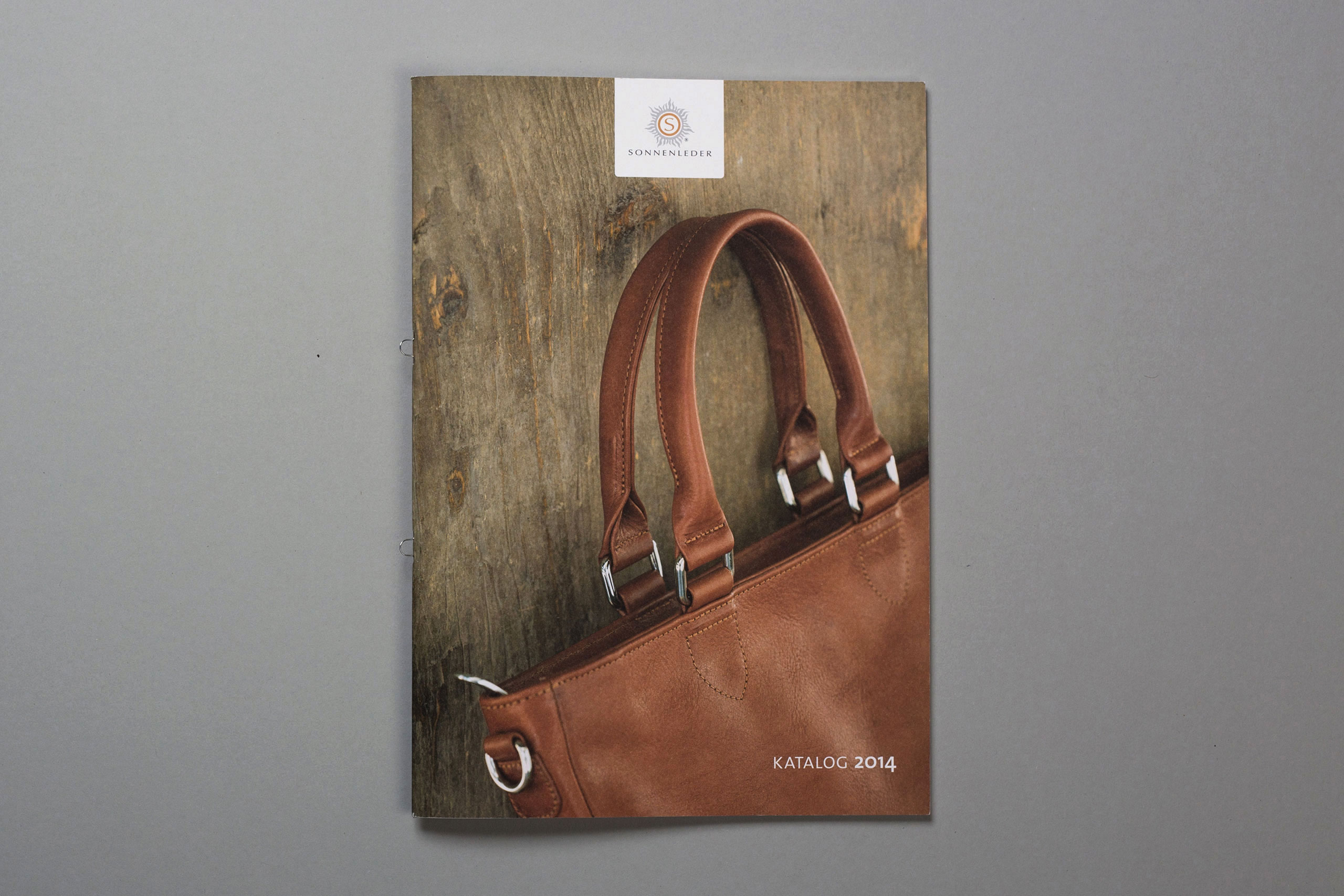 Sonnenleder Katalog-Cover